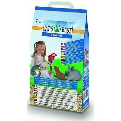 Cat's Best Universal Lecho para gatos roedores y aves