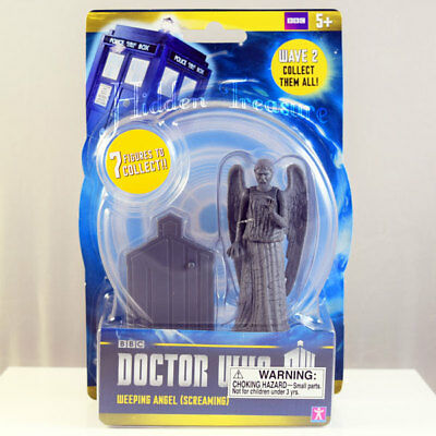 Doctor Who Weeping Angel Screaming Action Figure Wave 2 Underground Toys