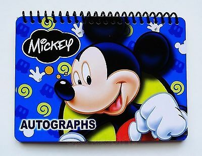Disney - Mickey Mouse - Mickey Autograph Book 25109