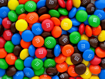 M&M's Milk Chocolate 1kg bulk m&m lollies