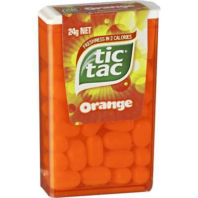 Tic Tac Orange 24 x 24g box of Tic Tacs
