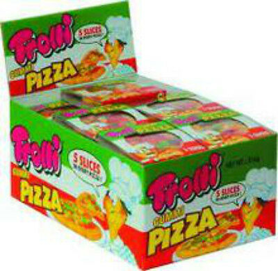 Trolli Gummi Pizza 48 pcs