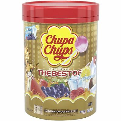 Chupa Chups best of 100 not cheap import version
