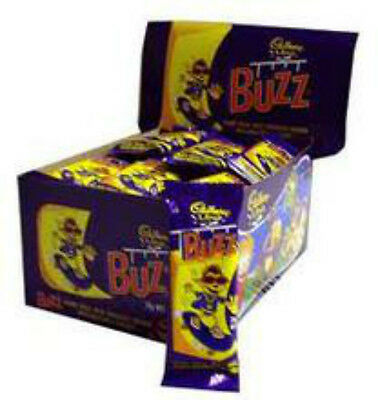 Cadbury Buzz Bars 42 x 20g