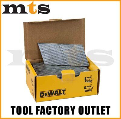 Dewalt Dt9904 Nails 63Mm X 16G Angled Galv To Suit Dcn660 And Dc618 Gun