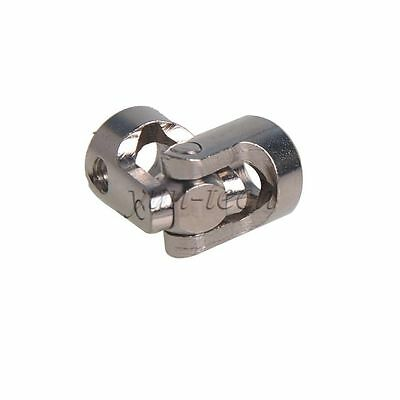1pc Stainless Steel Universal Coupling Joint 6x6mm RC Car Shaft Motor Connector