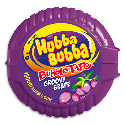 Hubba Bubba Tape Grape