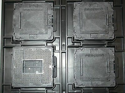 Original Foxconn H3 Socket LGA1150 CPU Base 1150 PC Connector BGA Base  LGA1150