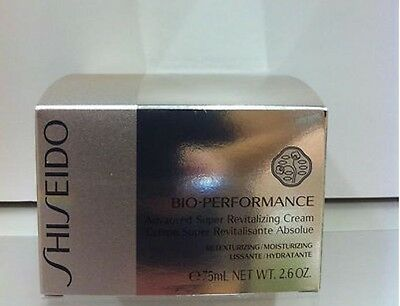 SHISEIDO BIO-PERFOMANCE ADVANCED SUPER REVITALIZING CREAM - 75 ml