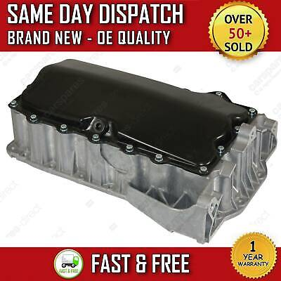 Vw New Beetle / New Beetle Convertible 2.0 Oil Sump Pan 1998>2010 *brand New*
