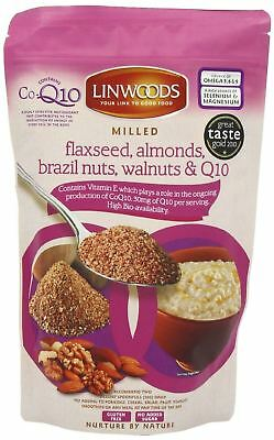 Linwoods Flaxseed Nuts & Q10 - 200g