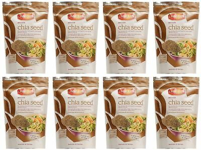 Linwoods Milled Chia Seed - 200g (Pack of 8)