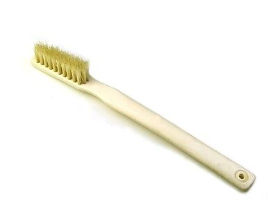 Unique Handcrafted All Natural Bone Toothbrush - Made By Abbeyhorn