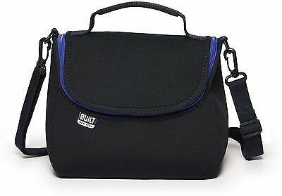 Bistro Lunch Tote, Built, Solid Black