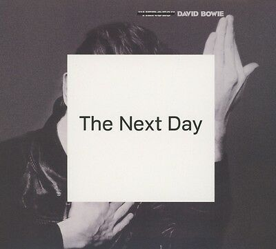 David Bowie - The Next Day, 1 Audio-CD