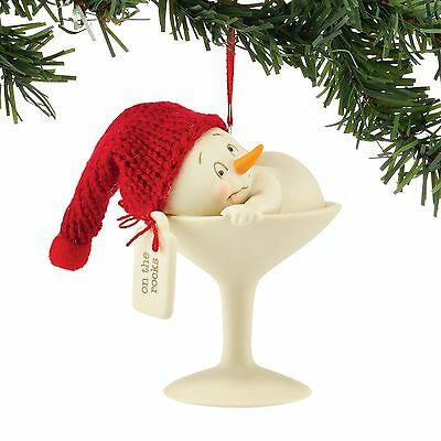 Department 56 Snowpinion On the Rocks Ornament 4051465