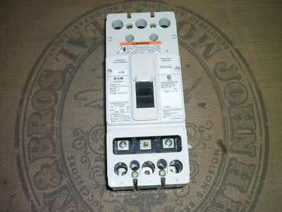Cutler Hammer Moulded Circuit Breaker Cat# Hjddc3175Kprl4D New 250A/600Vdc #2