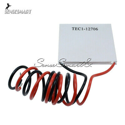 TEC1-12706 Heatsink Thermoelectric Cooler Cooling Peltier Plate Module ST