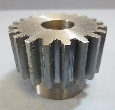 "Boston Spur Gear Model NF20B 20 Tooth 3/4"" Dia Bore NWOB"