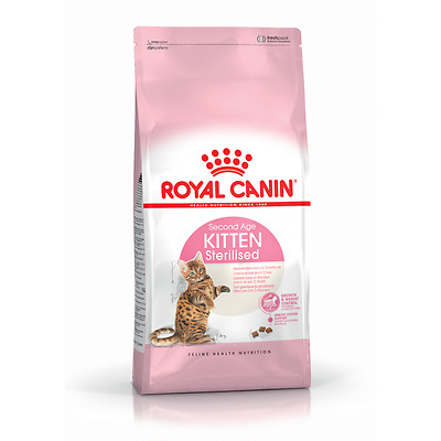 Royal Canin Kitten Sterilised para gatitos esterilizados