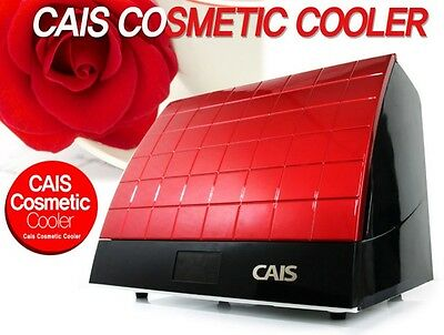 CAIS Cosmetic Cooler 9 L KC 120WR Silent Design & Smart Temp Control FRESH ME