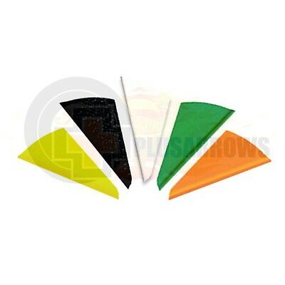"Bohning Micro 1.0"" Blazer Vanes for Target & 3D Archery Arrows"