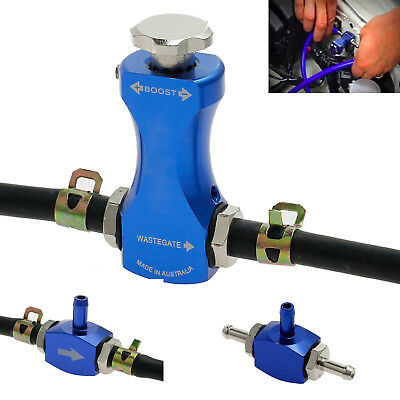 Universal Adjustable Car Manual Turbo Boost Turbocharger Controller Bleed Valve