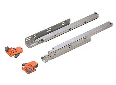 Soft Close Undermounting Drawer Runner Full Extension Runners /3D Slides*