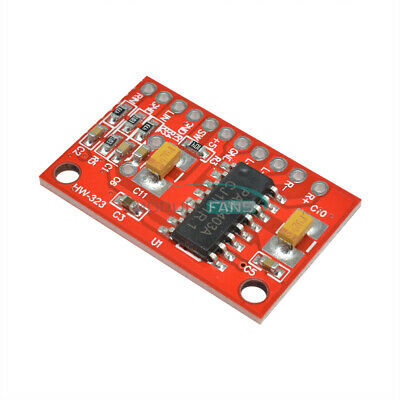 5PCS 2 Channels 3W Digital power PAM8403 Class D Audio Amplifier Board USB DC 5V