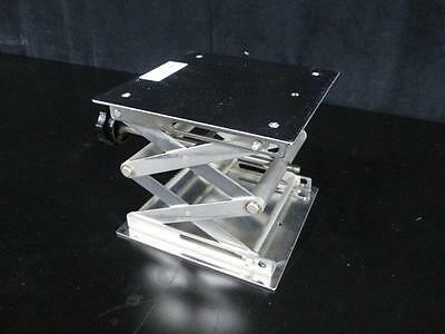 """VWR Stainless Steel Support Lab Jack 8"""" x 8"""""""