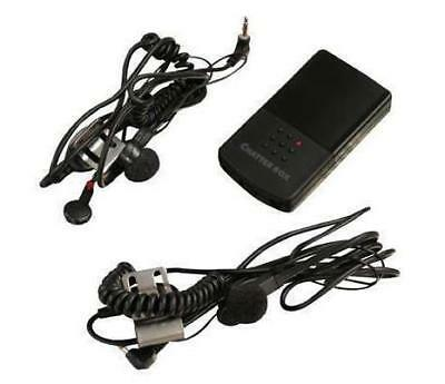 Chatterbox Compact Rider to Pillion Intercom Motorcycle Motor Bike TARCHAT