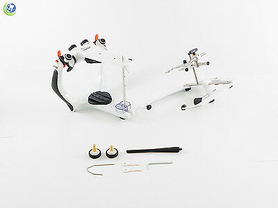 New Dental Lab Bioart A7 Plus Semi-Adjustable Articulator With Face Bow & Case