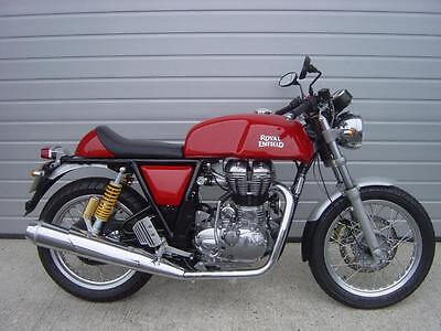 2015 65 Royal Enfield Continental Continental Gt