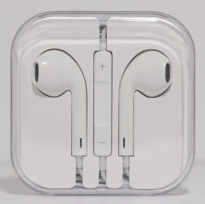 Apple MD827LL/A Earpods, Earphones for iPhone 6 Plus 5 4S w' Remote & Mic