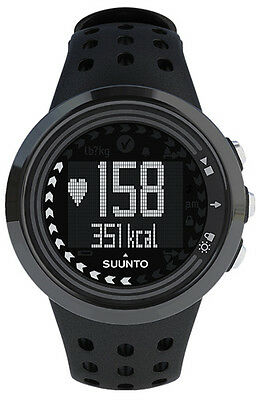 Suunto M5 Mens Watch with Heart Rate & Movestick  Fitness Watch with HRM