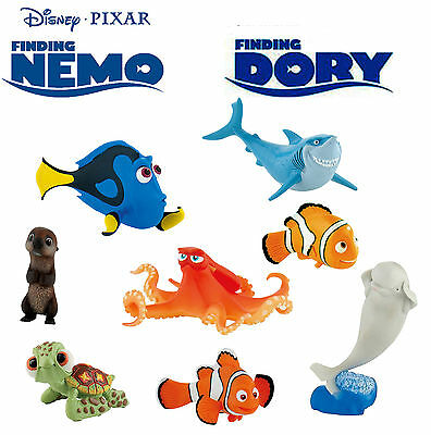 BULLYLAND DISNEY FINDING NEMO / DORY FIGURES -  Choice of 9 different figures