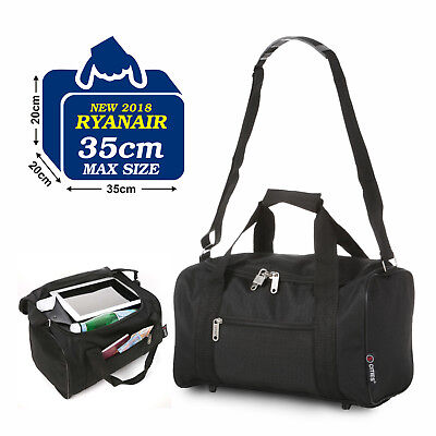Ryanair 2nd Hand Luggage Baggage Small Extra Bag 35x20x20cm Second Flight Bags