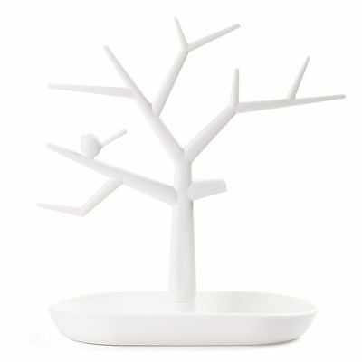 Jewelry Necklace Ring Earring Tree Stand Display Organizer Holder Show Rack XY