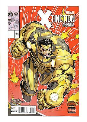 X-Tinction Agenda Vol 1 No 3 Oct 2015 (NM) Marvel, Secret Wars, 1st Print