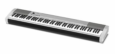 Casio CDP130SR (Silver) 88 Note Fully Weighted Digital Piano
