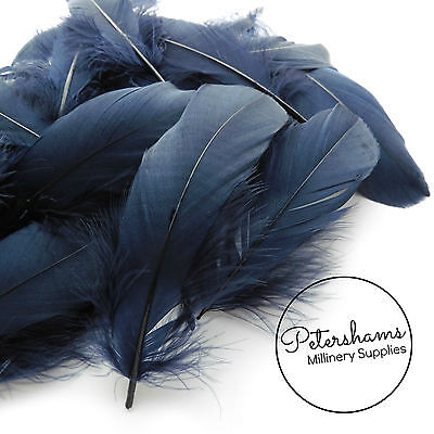 Loose Goose Nagorie Feathers for Millinery and Hat Trimming 8+ COLOURS!