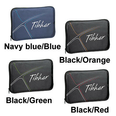 Tibhar Double Cover Metro Table Tennis Racket Case