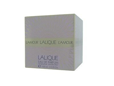 L'Amour Lalique EDP Eau De Parfum for Women NEW & OVP 100ml
