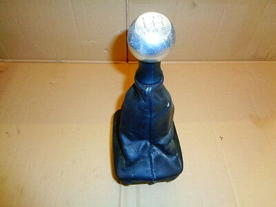 Peugeot 206 Sport Gear Knob And Gaiter Surround