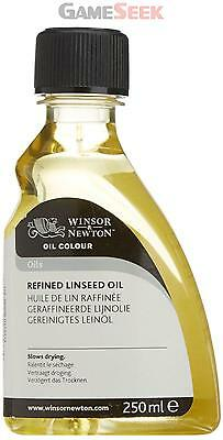 Winsor And Newton 250Ml Refined Linseed Oil
