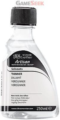 Winsor and Newton 250ml Artisan Water Mixable Thinner Medium