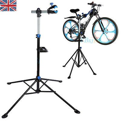 Pro Bike Folding Bicycle Maintenance Repair Stand Pedal Bike Cycle Workstands