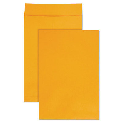 Quality Park Jumbo Size Kraft Envelope 12 1/2 x 18 1/2 Brown Kraft 25/Pack 42353