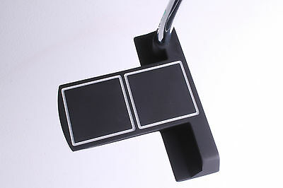 New Mens Cleveland Smart Square Blade Putter Golf Club Rh & Cover 34 Inch