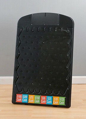 Black Prize Drop Plinko Board Trade show Game